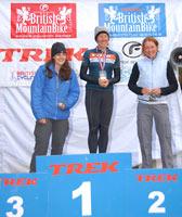 Marathon podium , Coed y Brenin